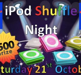 iPod Shuffle Night